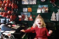 Happy Elf visitor