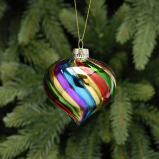 Traditional Glass Baubles