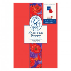 Painted Poppy Scent Sachet