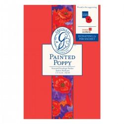 Painted Poppy Scent Sachet