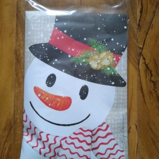 Crafty Snowman Scent Sachet