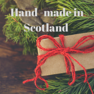 Handmade in Scotland