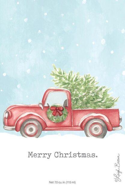Merry Christmas Scent Sachet