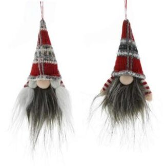 Scottish Gonks tree decorations